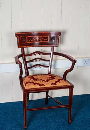 Antique-Edwardian-Armchair-For-sale-2