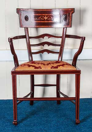 Antique-Edwardian-Armchair-For-sale