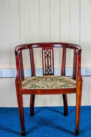 Antique-Edwardian-Desk-Chair