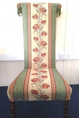 Antique Prayer Chair For Sale Hythe