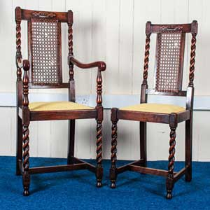 Antique-Set-of-Dining-Chairs