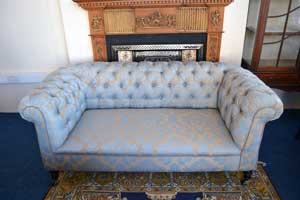 Antique Dropend Chesterfield