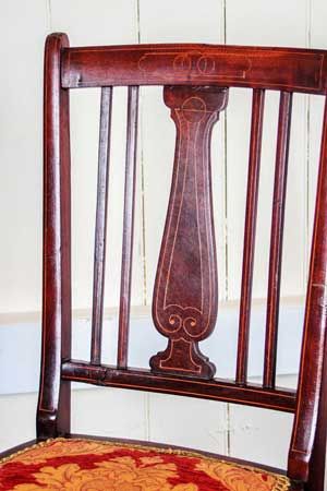 Antique Mahogany-Side-Chair 2