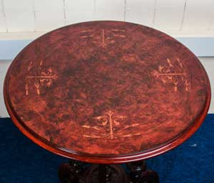 Victorian-Wine-Table