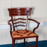 157x157 Edwardian Armchair for sale Hythe