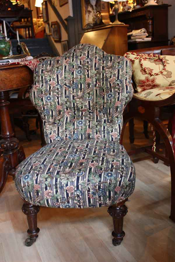 Antique-Fabric-Chair-Hythe