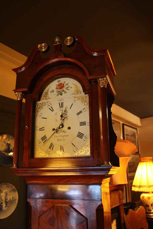 Antique-Grandfather-Clock-Hythe-Kent-2