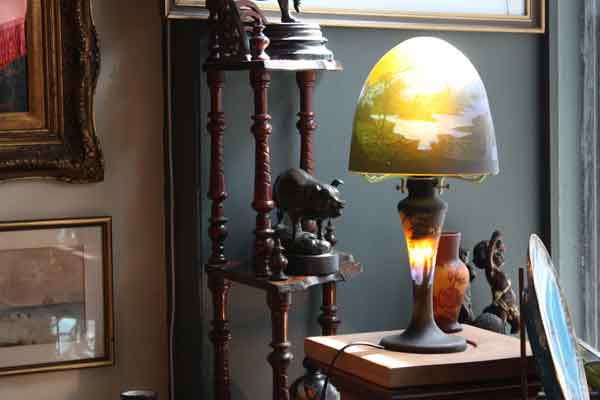 Antique-Lamp-Hythe-Kent