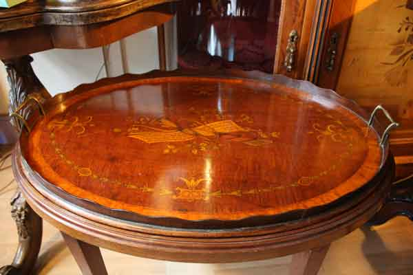 Antique-Serving-Tray-Table-Hythe-Kent-2
