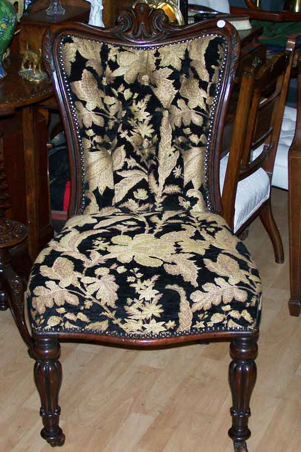 Bedroom-hall-chair-Hythe-Kent
