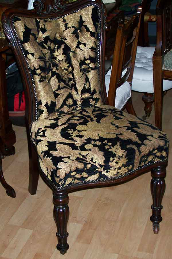 Bedroom-hall-chair-Hythe-Kent2