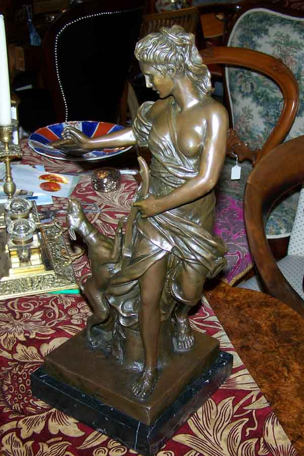 Bronze-Diana-the-Huntress-Hythe-Kent