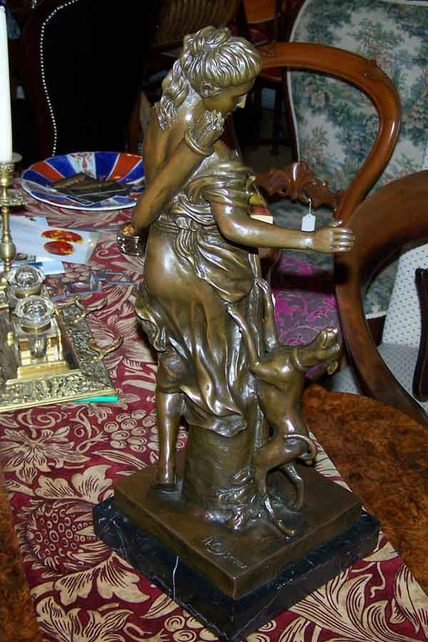Bronze-Diana-the-Huntress-Hythe-Kent2