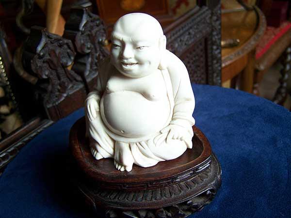 Ivory-Buddha-for-sale-Hythe-Kent