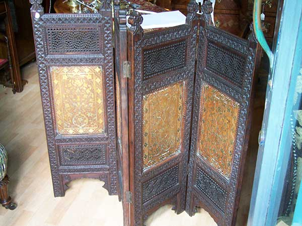 Rosewood-Fire-Screen-for-sale-Hythe-Kent