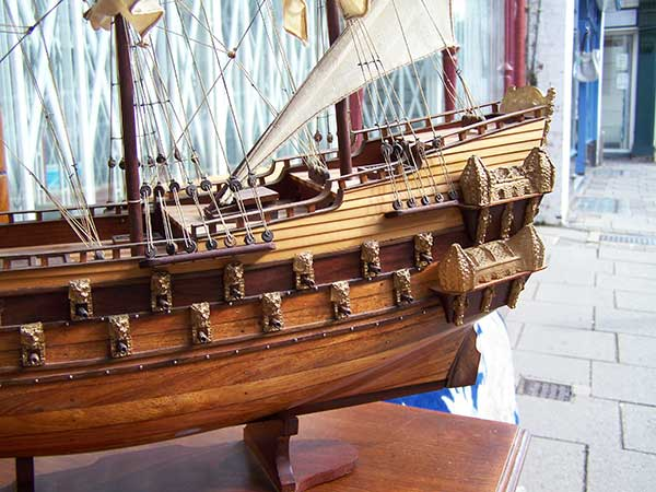 Anthony-Charles-Antiques-Hythe-Dutch-Galleon-3