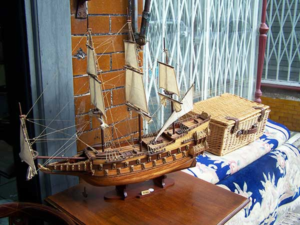 Anthony-Charles-Antiques-Hythe-Dutch-Galleon