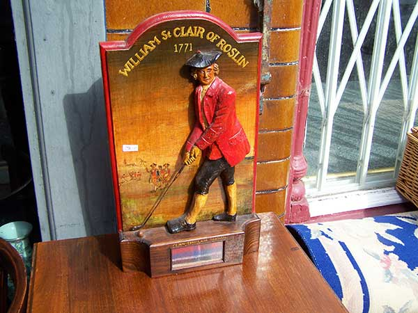 Anthony-Charles-Antiques-Hythe-Hand-Carved-Painted-Golf-Plaque